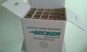 Unser Verpackungsmaterial